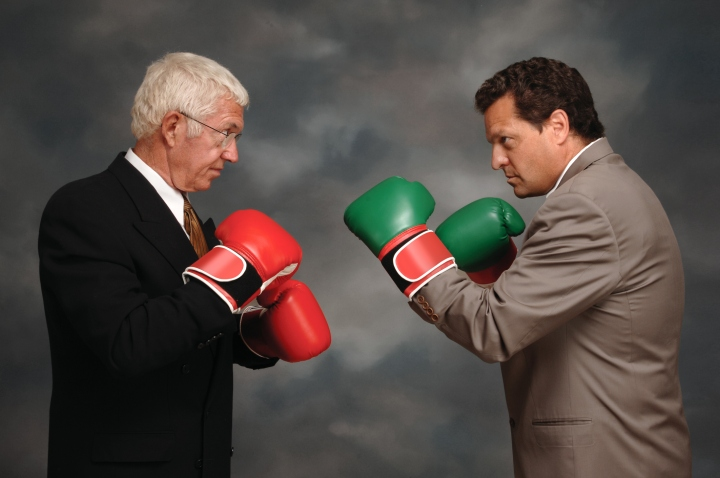 Boxing Executives